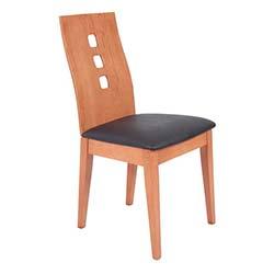 Ünal İş Trendy (2 Adet) Sandalye - Kiraz