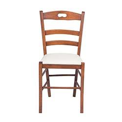 Ünal İş Flora (2 Adet) Sandalye - Kiraz