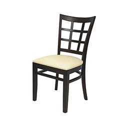 Ünal İş Lora (2 Adet) Sandalye - Wenge