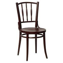Ünal İş Thonet Dejavu (2 Adet) Sandalye - Koyu Ceviz