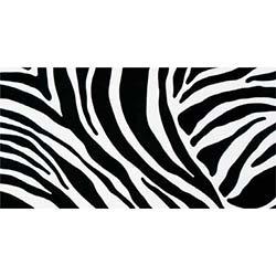 Gekkofix Yapışkanlı Folyo - Zebra
