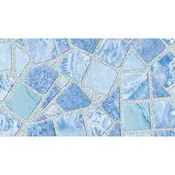Gekkofix Yapışkanlı Folyo - Mozaik Mavi