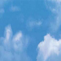 Gekkofix Yapışkanlı Folyo - Bulutlu Gökyüzü