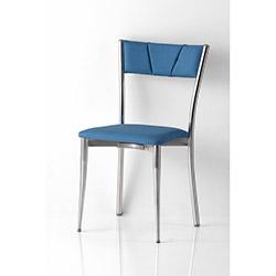 House Line Yeni Career Metal Sandalye - Turkuaz