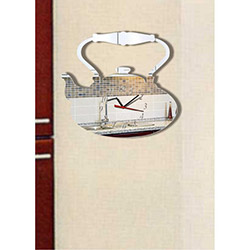 M3 Decorium Çay Saati Kırılmaz Ayna Saat