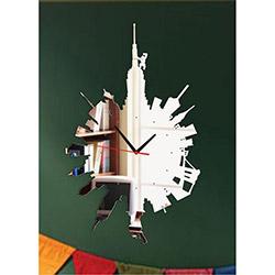 M3 Decorium Newyork Kırılmaz Ayna Saat