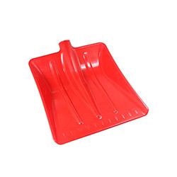 Patrix Plastik Kar Küreği - Kırmızı