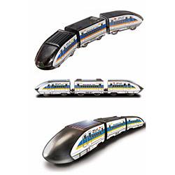 Patrix Bullet Train Solar Tren