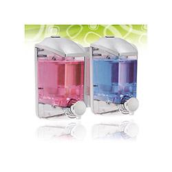 Krom 2'li Damla Sıvı Sabun Şampuan Makinesi - (TP-291)