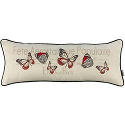 Apolena Bahar Kelebekleri Yastık - 26 x 70 cm