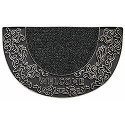 B'Home Kapı Önü Paspas Sultan - Gümüş