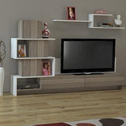 Dekorister Amore Tv Ünitesi - Beyaz / Cordoba