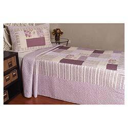 Begonville Genç Lilac Tek Kişilik Yatak Örtüsü