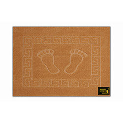 Era Welsoft Banyo Halısı (Hardal) - 50x70 cm