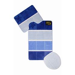 Era Multi 3'lü Klozet Takımı - Mavi