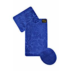 Era Fera 010 3'lü Klozet Takımı - Sax Mavi