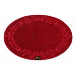 Era Oval Halı (Kırmızı) - 80x120 cm