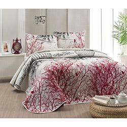 Eponj Home Palvin Tek Kişilik Yatak Örtüsü Takımı - Beyaz