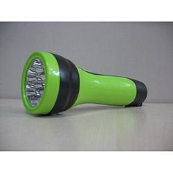 Tek-İş Şarjlı El Feneri (7 Ledli) - Yeşil