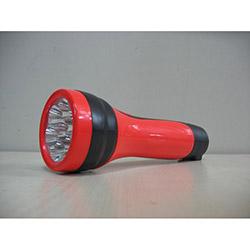 Tek-İş Şarjlı El Feneri (7 Ledli) - Kırmızı
