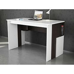 Ezkiz Çalışma Masası - Beyaz / Venge