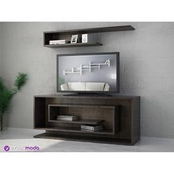 Sarmaşık Tv Sehpası - Venge / Ceviz