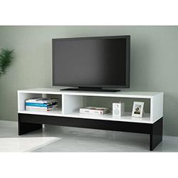 Carcis Tv Sehpası - Siyah / Beyaz