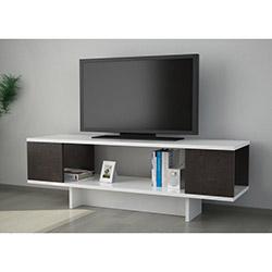 Carew Tv Sehpası - Beyaz / Venge