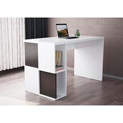 Dama Çalışma Masası - Beyaz / Venge