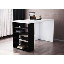 Deste Çalışma Masası - Beyaz / Siyah