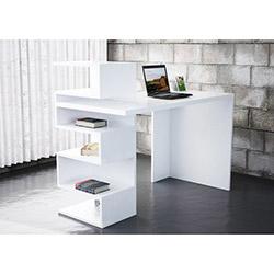 Slalow Çalışma Masası - Beyaz