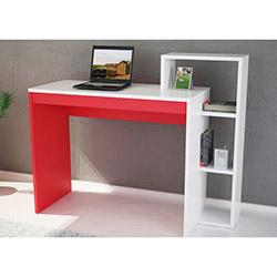 Kral Çalışma Masası - Kırmızı