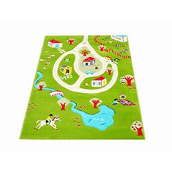 İvi Çiftlik 004 Çocuk Halısı - 100x150 cm