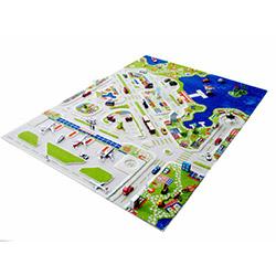 İvi Mini City Çocuk Halısı - 150x220 cm