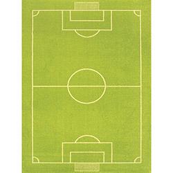 İvi Futbol Sahası Çocuk Halısı - 134x180 cm
