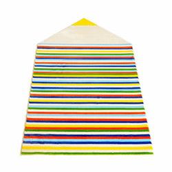İvi Renkli Kalem Çocuk Halısı - 100x150 cm