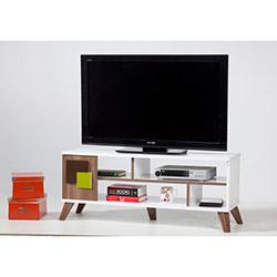Comfy Home Bella Tv Sehpası - Parlak Beyaz