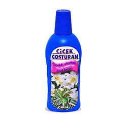 Çiçek Coşturan Çiçekli Çiçeksiz Süs Bitkiler İçin Bitki Besini (Mavi) - 600 ml