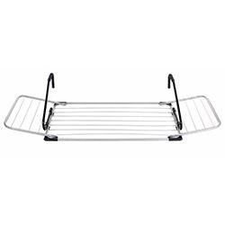 Alper Banyo Kanatlı Balkon Çamaşır Askılığı - Asorti