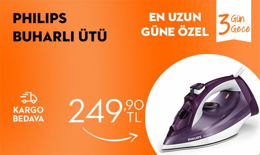 Philips GC2995 Buharlı Ütü 249,90 TL
