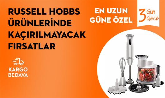 En Uzun Güne Özel Russell Hobbs Ürünleri