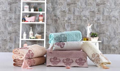 Banyo Tekstili Ürünlerinde %60'a Varan İndirim