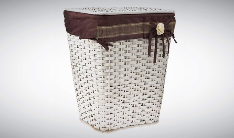 Hasır Çamaşır Sepeti 79,99 TL