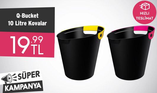Q-Bucket 10 Litre Kovalar 19,99 TL