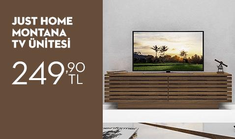 Just Home Montana Tv Ünitesi 249,90 TL