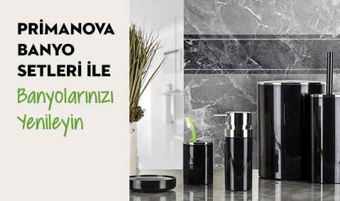 Primanova Banyo Setleri ile Banyolarınızı Yenileyin