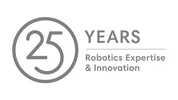 25 yılı aşkın robot uzmanlığı ve sürekli yenilik