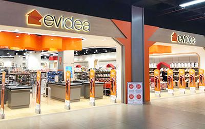 Evidea Pelican Mall Mağaza