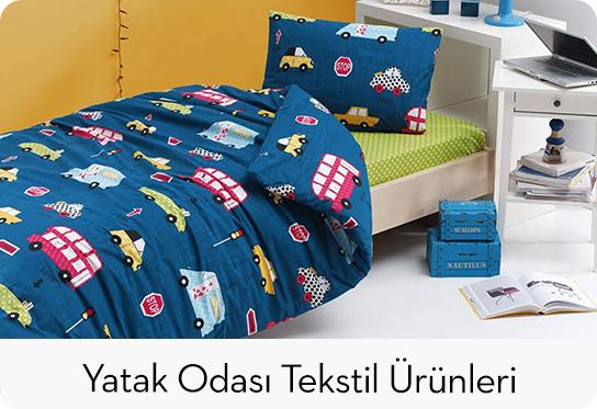 Yatak Odası Tekstil Ürünleri