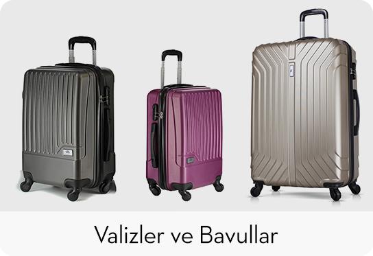 Valizler ve Bavullar